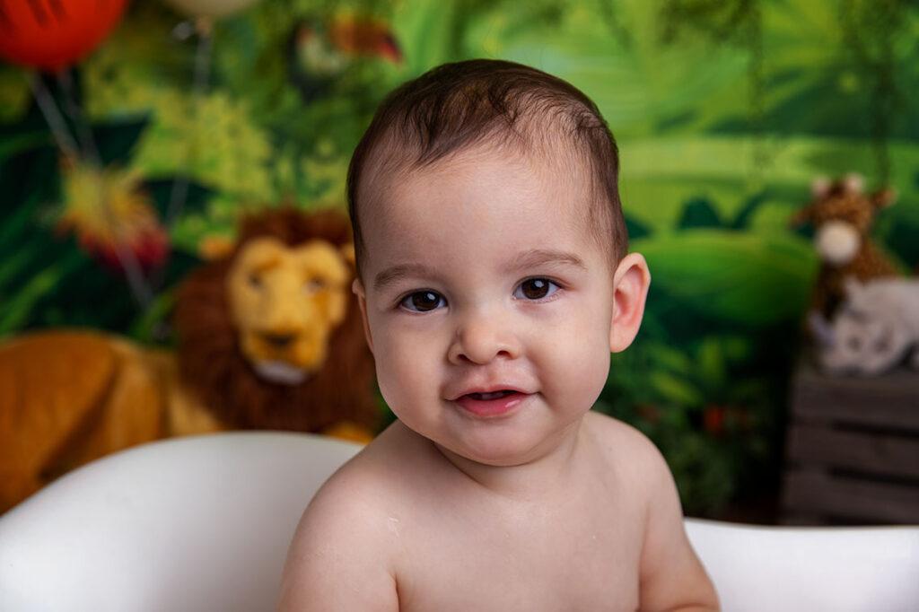 baby boy photo shoot