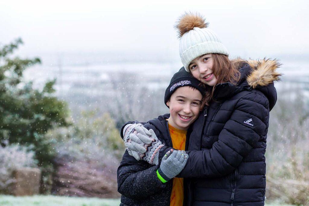 sibling photo shoot Basildon